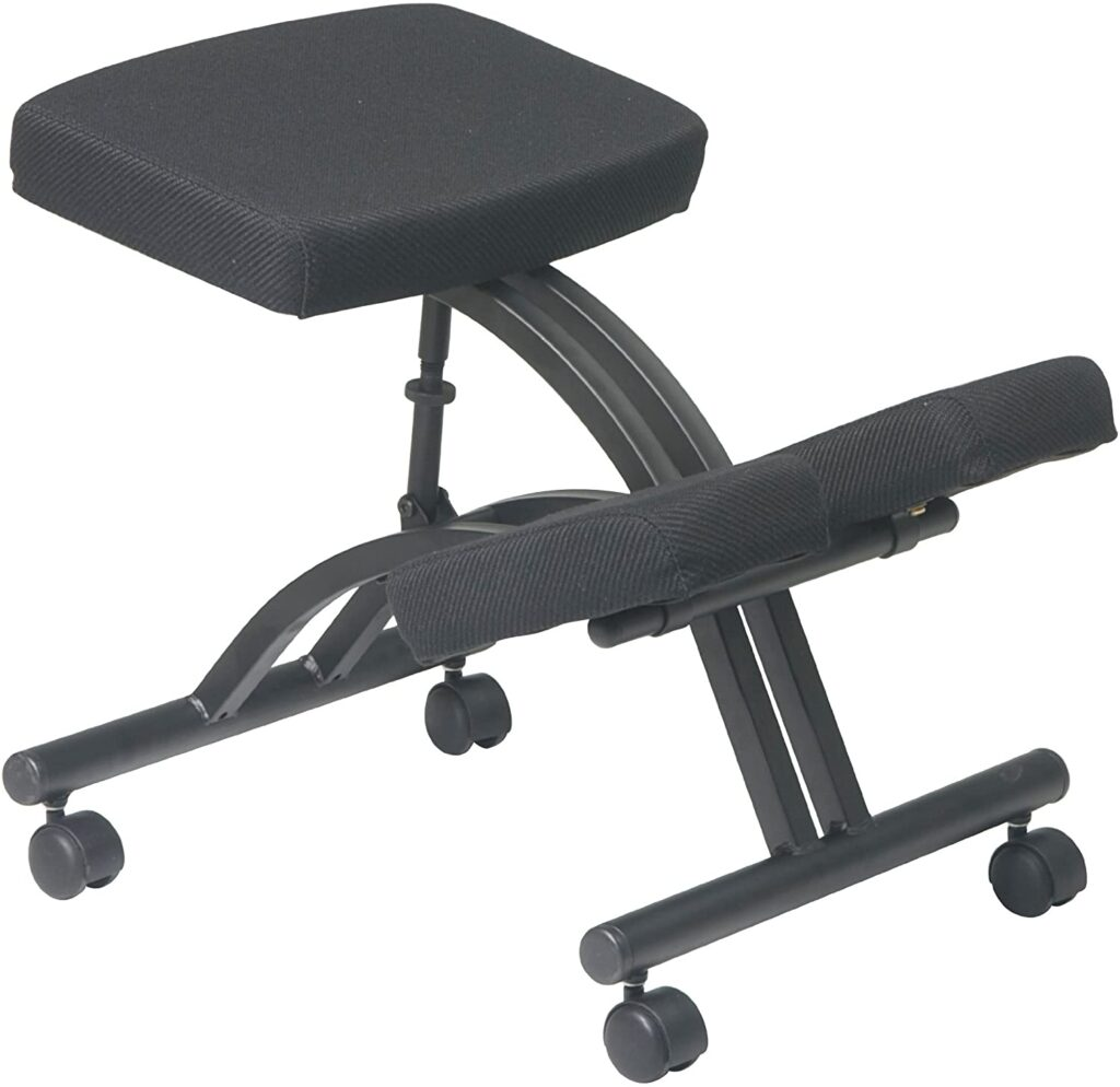 Office Star Memory Foam Knee Chair