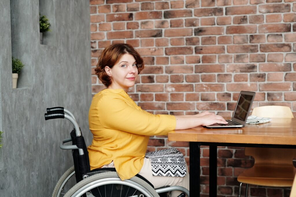 jobs for disable person